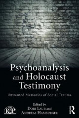 Omslag - Psychoanalysis and Holocaust Testimony