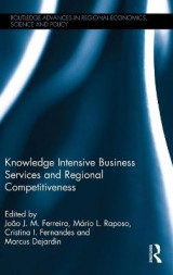 Omslag - Knowledge Intensive Business Services and Regional Competitiveness