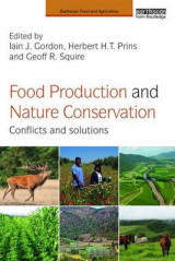 Omslag - Food Production and Nature Conservation