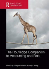 Omslag - The Routledge Companion to Accounting and Risk
