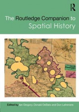 Omslag - The Routledge Companion to Spatial History