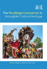 Omslag - The Routledge Companion to Intangible Cultural Heritage
