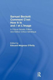 Samuel Beckett Comment C'est How It Is And / et L'image av Samuel Beckett (Heftet)