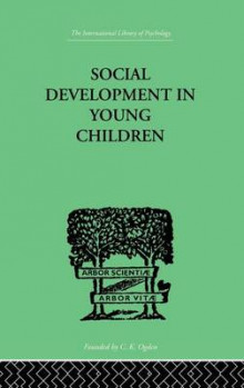 Social Development in Young Children av Susan Isaacs (Heftet)