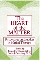The Heart Of The Matter: Perspectives On Emotion In Marital av Leslie S. Greenberg og Susan M. Johnson (Heftet)