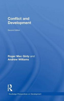 Conflict and Development av Roger MacGinty og Andrew Williams (Innbundet)