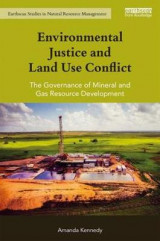 Omslag - Environmental Justice and Land Use Conflict