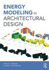 Omslag - Energy Modeling in Architectural Design