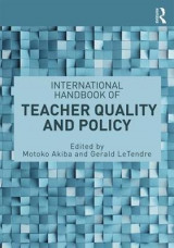 Omslag - International Handbook of Teacher Quality and Policy