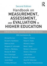 Omslag - Handbook on Measurement, Assessment, and Evaluation in Higher Education