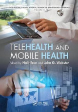 Omslag - Telehealth and Mobile Health