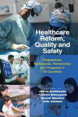 Omslag - Healthcare Reform, Quality and Safety