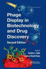 Omslag - Phage Display In Biotechnology and Drug Discovery, Second Edition