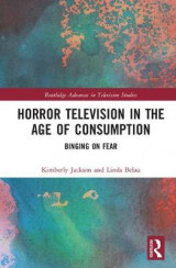 Omslag - Horror Television in the Age of Consumption