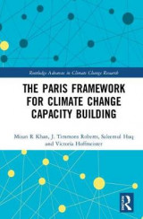 Omslag - The Paris Framework for Climate Change Capacity Building