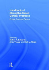 Omslag - Handbook of Strengths-Based Clinical Practices