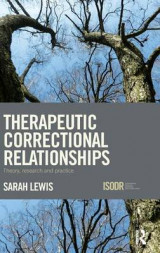 Omslag - Therapeutic Correctional Relationships