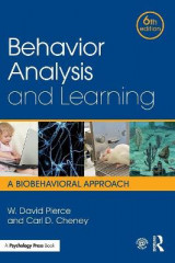 Omslag - Behavior Analysis and Learning