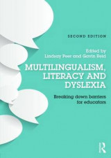 Omslag - Multilingualism, Literacy and Dyslexia