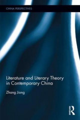 Omslag - Literature and Literary Theory in Contemporary China