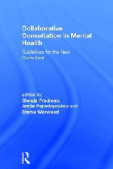 Omslag - Collaborative Consultation in Mental Health