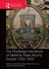 Omslag - The Routledge Handbook of Maritime Trade Around Europe 1300-1600