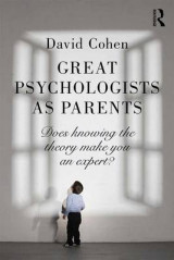 Omslag - Great Psychologists as Parents