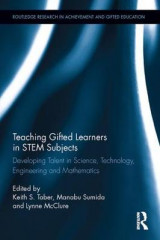 Omslag - Teaching Gifted Learners in Stem Subjects