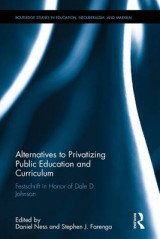 Omslag - Alternatives to Privatizing Public Education and Curriculum