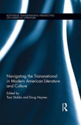 Omslag - Navigating the Transnational in Modern American Literature and Culture