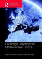 Omslag - Routledge Handbook on Mediterranean Politics