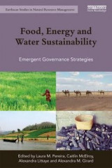 Omslag - Food, Energy and Water Sustainability