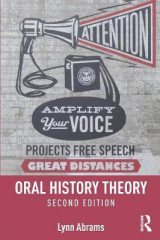 Omslag - Oral History Theory