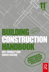 Omslag - Building Construction Handbook