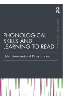 Phonological Skills and Learning to Read av Usha Claire Goswami og Peter Bryant (Heftet)
