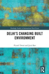 Omslag - Delhi's Changing Built Environment
