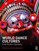 Omslag - World Dance Cultures