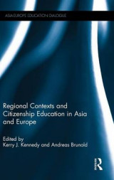 Omslag - Regional Contexts and Citizenship Education in Asia and Europe