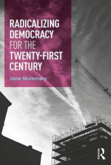 Omslag - Radicalizing Democracy for the Twenty-First Century