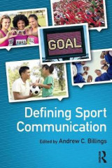 Omslag - Defining Sport Communication