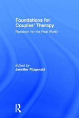 Omslag - Foundations for Couples' Therapy