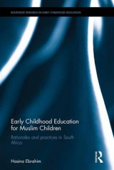 Omslag - Early Childhood Education for Muslim Children