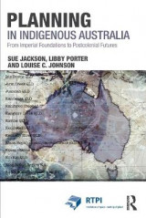Omslag - Planning in Indigenous Australia