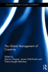 Omslag - The Global Management of Creativity