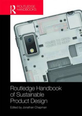 Omslag - Routledge Handbook of Sustainable Product Design