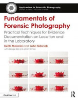 Omslag - Fundamentals of Forensic Photography