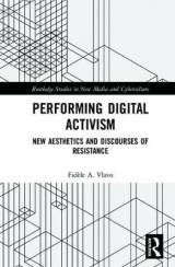 Omslag - Performing Digital Activism