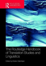 Omslag - The Routledge Handbook of Translation Studies and Linguistics