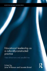 Omslag - Educational Leadership as a Culturally-Constructed Practice