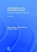 Omslag - Sustainability in the Hospitality Industry